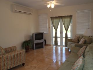 Isabela house photo - Living Room - open floor plan, ceiling fan, airconditioning
