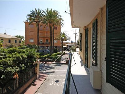 Apartment for 6 people close to the beach in the Cinque Terre