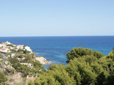 El Campello villa rental - Views