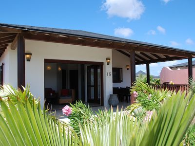 image for Modern new beautiful quiet island cottage within private gated lagoon