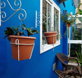 Cotonou: Studio - Cotonou House with garden