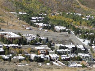 Old Town townhome photo - Aerial view of Sunflower & nearby chairlifts