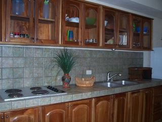 Jaco villa photo - Custom made cabinets