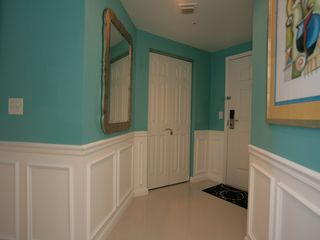 Beautiful foyer to #604. - Daytona Beach condo vacation rental photo