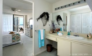 Vacation Homes in Marco Island condo photo - New Coastal Dressings 2012, Master with HDTV