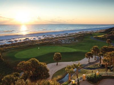 Like to golf? Amelia Island has many courses to choose from.