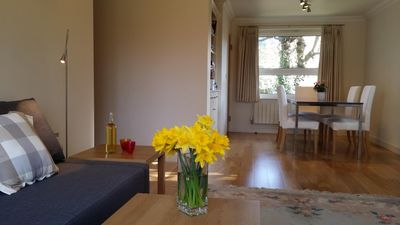 Classy apartment in beautiful position next to Cambridge city centre