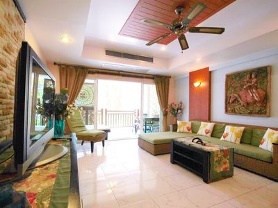 High standard apartment at Patong Beach, 330 yards away from the beach