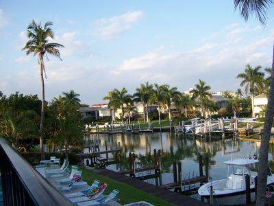 Spacious Canal, excellent views. Nearest Waterway to the Gulf- Includes Slip.