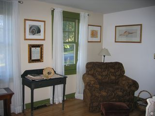 Montpelier house photo - Corner Reading Nook - Original Art