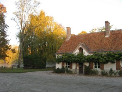 Quiet cottage in Sologne 25 kilometres from Blois