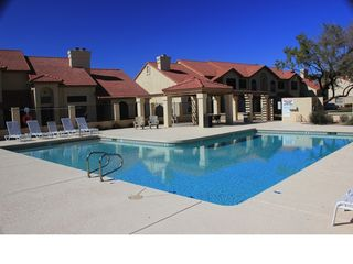 Chandler condo photo - Refreshing pool to take a dip and soak up the Arizona sun