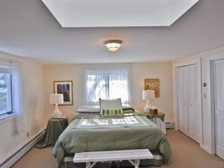 Vineyard Haven house photo - Master King Suite #1 Has Skylight, Sitting Area, Full Bath. Second Floor