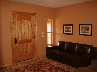 Moab lodge photo - Entry Way
