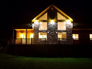 Night view of House. - Bryce Canyon house vacation rental photo