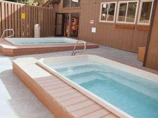 Breckenridge condo photo - Large Hot Tubs - 2 Outdoor and 2 Indoor (indoor no photo but similar size)