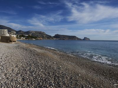 Altea apartment rental - Beach Cap Negret