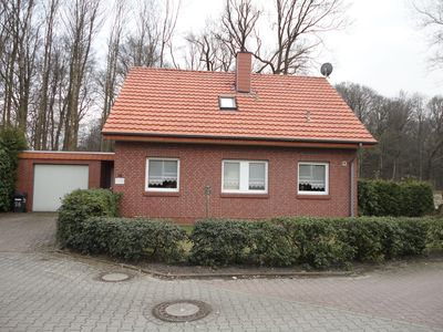 Idyllically located house, in a quiet forest edge length up to 6 persons