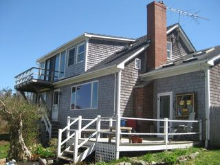 Monhegan Island house photo - front of house
