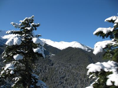 Bansko apartment rental - Beautiful scenery