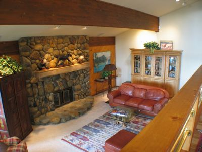 Incline Village house rental - Living Room