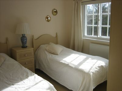 No 2 Croft Farm twin room