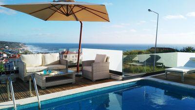 Holidays in a quiet location, with fantastic view, in a comfortable space