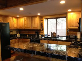 Duck Creek Village cabin photo - Kitchen