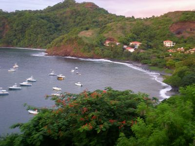 Playa Ocotal for snorkeling and sailing
