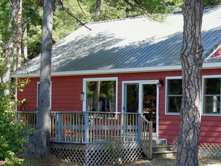 Little Sebago Lake cottage photo