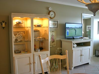 Vanderbilt Beach condo rental - Lots of storage, serving pieces and tableware