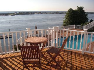 Sea Bright house photo - Numerous entertaining decks to select from for quiet time.