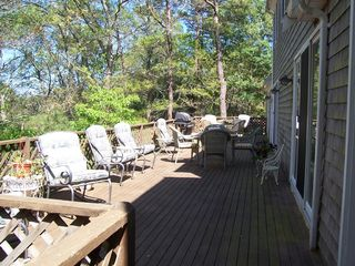 Deck - Mashpee house vacation rental photo