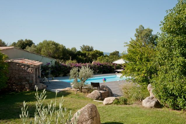 Peaceful house, with garden , Torre, Corsica