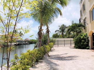 Tavernier villa photo - WATERWAY VIEW & TRAILER PARKING AREA