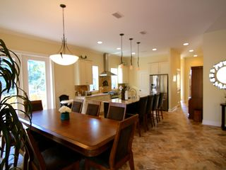 Destin house photo - Dining Room/Kitchen
