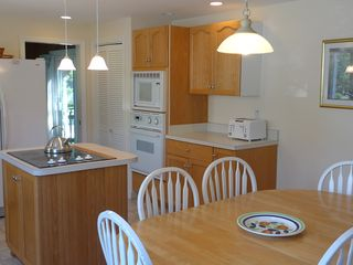 Dennisport house photo - Another view of the spacious, fully equipped kitchen.