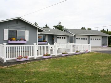 Coupeville house rental - Charming 2 bed 1 bath view home on Whidbey Island.