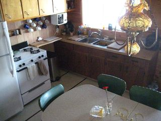 East Grand Lake cabin photo - kitchen