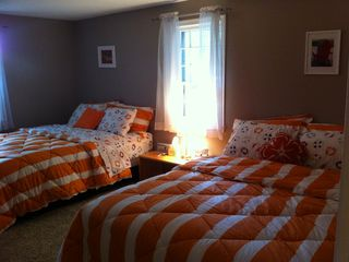 Orleans house photo - two queen beds - linens provided