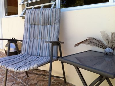 Isabela villa rental - Chill on the outside porch