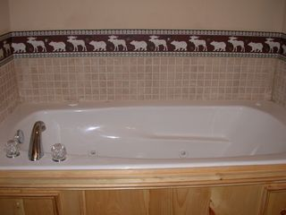 Ellijay cabin photo - Jetted Tub