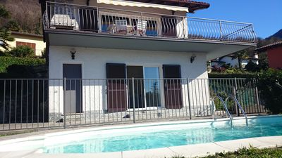 Private holiday home in Ligurno with Private Pool, 2 large bedrooms, Garden