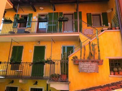 Casa Riale is located in the heart of Stresa.
