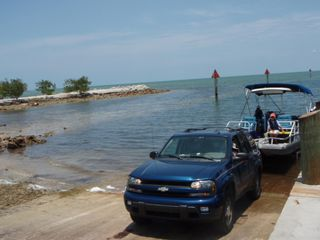Tavernier mobile home photo - Boat Ramp at Harry Harris Park 3 Minutes away