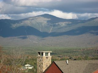 Bretton Woods house photo - Dead on views of Mt. Washington