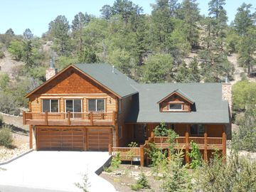 Castle Glen Estates cabin rental - Four Seasons Chalet in the Summer