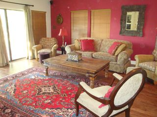 San Antonio house photo - Media Room with Queen Sofa Sleeper