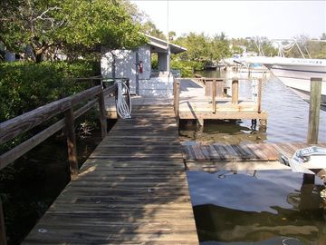 Private Dock for Fishing and Boating