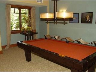 Avon house photo - Pool Table